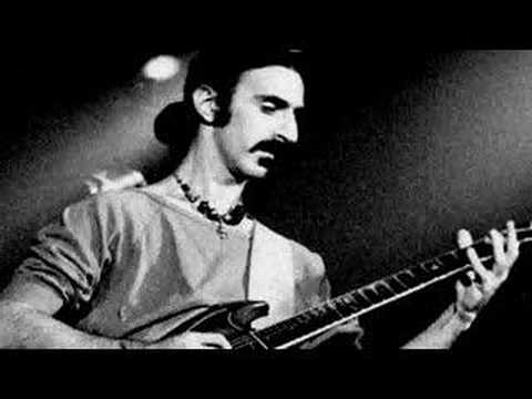 "FRANK ZAPPA-""The Ocean Is The Ultimate Solution"" LYRICS"