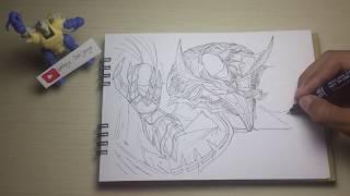 Drawing Alucard Hero Mobile Legends Videos Ytube Tv