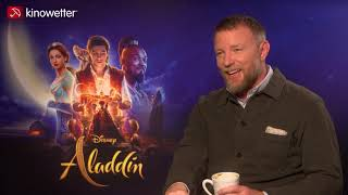 Download Interview Guy Ritchie ALADDIN Video