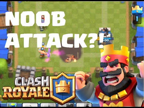 Clash Royale | Noob Gaming!
