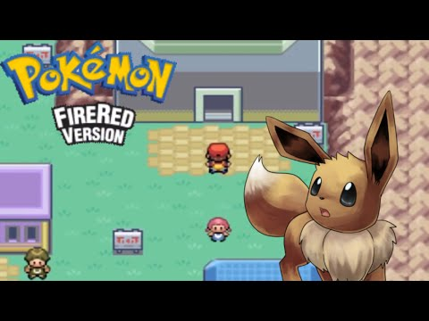 Pokemon FireRed - Visit at Lavender Town (#10!)