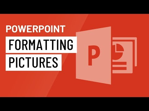 PowerPoint 2016: Formatting Pictures