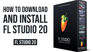 How to download and Install FL Studio 20 in Windows 10 (हिन्दी मे )