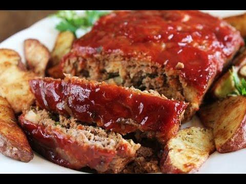 Recipe of Meatloaf