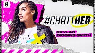 WNBA Star Skylar Diggins-Smith AMAZING Interview | #ChattHER