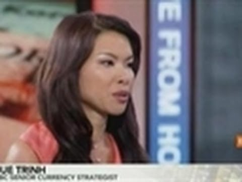 Trinh Sees Australia Dollar Weakness as `Short-Lived' (Video)