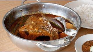 KCHUP MKAN: Kari Kepala Ikan Salmon