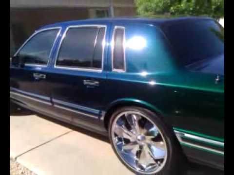 Custom Gangster Lincoln Continental Video Download