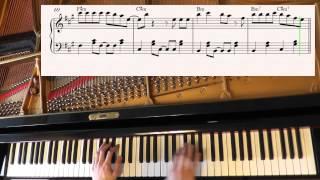 La La La ft. Sam Smith - Naughty Boy - Piano Cover Video by YourPianoCover