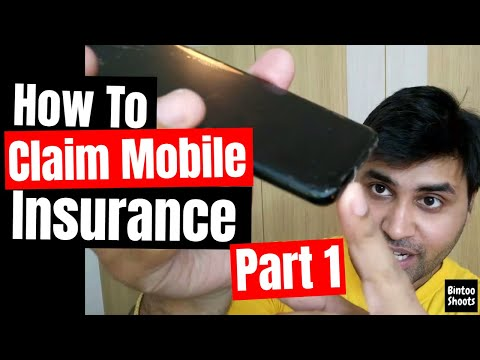 How to Claim Phone/Mobile Insurance in India for Accidental Damage Part - 1 | Hindi | BintooShoots