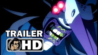 FLCL PROGRESSIVE & ALTERNATIVE COMBO Official Trailer (2018) Adult Swim Anime Series HD
