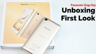 Panasonic Eluga Ray Unboxing & First Look   Sharmaji Technical
