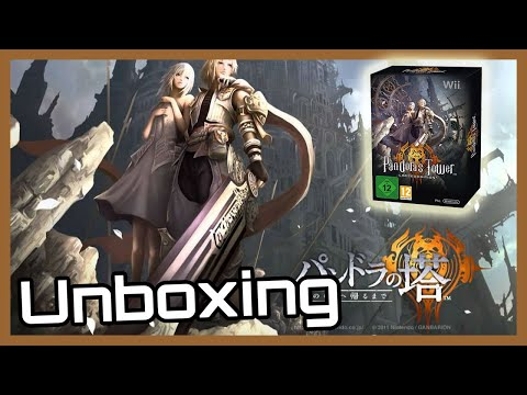 [Unboxing] Pandora's Tower Limited Edition [Wii]