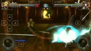 download game naruto shippuden ultimate ninja storm 4 android ppsspp