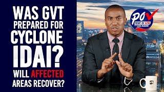 Download Cyclone Idai. The One Disaster That's Bonded A Nation   Point of View with Kuda Mangwe Video