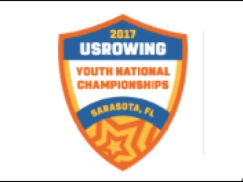 2017 USRowing Youth National Championships, Saturday AM (to 1pm)