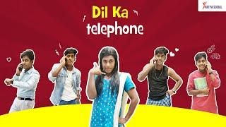 Dil Ka Telephone - Dream Girl | One Man Many Characters | Natya Social | Ayushmann Khurrana