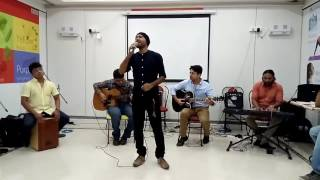 Mashup performance | Nishit Mishra