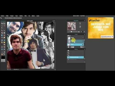 Tutorial| Edit tumblr en pixlr 🌴