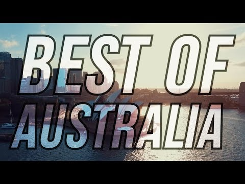 BEST OF AUSTRALIA 2018   6 WEEKS OF TRAVEL IN 6 MINUTES