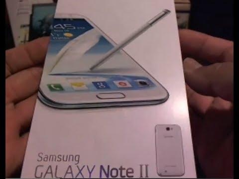 [REVIEW]Samsung Galaxy Note 2, UN-Boxed, Camera, NFC, Galaxy S-3, Evo LTE, Bmark Score and NFL 2013