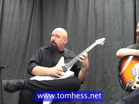 Killer Metal Guitar Riffs