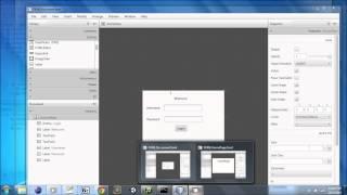 Designing Dashboard UI Using JavaFx | Java Design