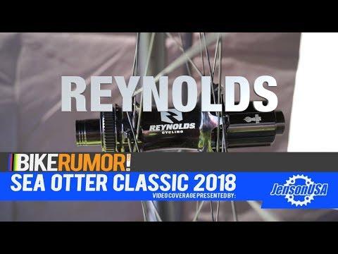SOC18 - Reynolds debuts new carbon mountain bike wheels