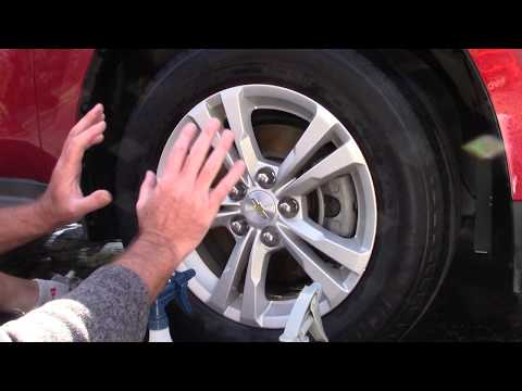Can A Tire Cleaner Make Your Tires Brown - YES!!!
