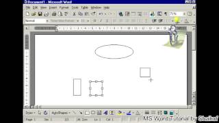 greeting cards in MS word tutorial by Shaikof