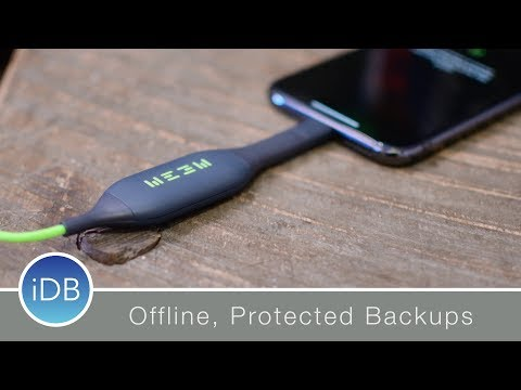 MEEM Lightning Cable Backs Up Your iPhone Offline - Review