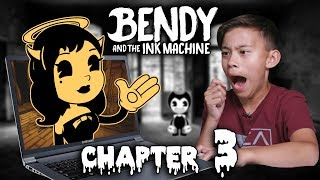 OH MAMMA!!! Bendy and the Ink Machine CHAPTER 3: RISE & FALL!