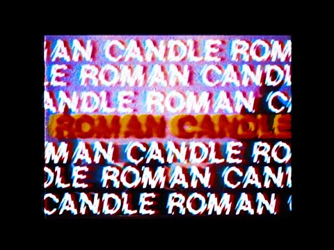 ROMAN CANDLE - The Crookes (Official Video)