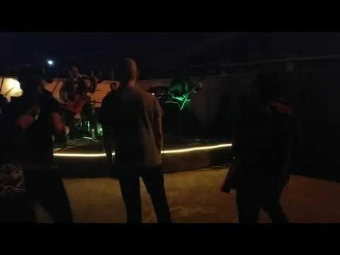 BLACK JACKAL - Live 2 at Nuevo Laredo, Mexico, 6-2-2018