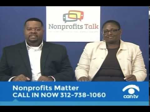 Nonprofits Talk CAN TV Hotline Show 06-03-2015 Grant Proposal Writing 101