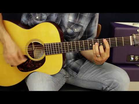 rascal flats wake me up acoustic guitar lesson