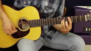 rascal flats wake me up acoustic guitar lesson