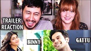 BEHEN HOGI TERI | Rajkummar Rao | Trailer Reaction w/ Megan Aimes!