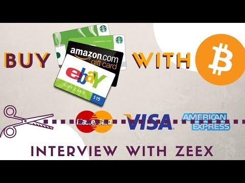Use Crypto to Buy on Amazon, Starbucks - Interview with Zeex