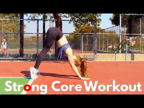 ANTERIOR PELVIC TILT WORKOUT for STRONG CORE 2