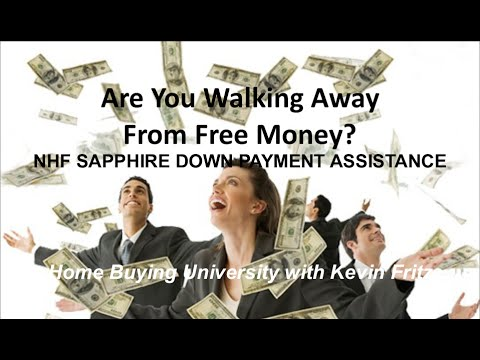 Down Payment Assistance Grant that Never Has to be Paid Back!