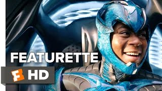 Power Rangers Featurette - Bigger and Better (2017) - Dacre Montgomery Movie