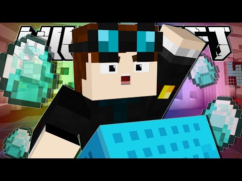 Minecraft | HUNT FOR THE DIAMOND MINECART!!