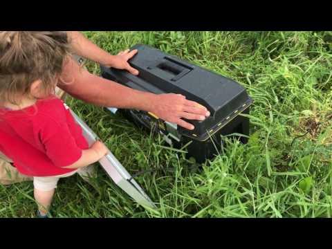 DIY Portable Solar Electric Fence Energizer