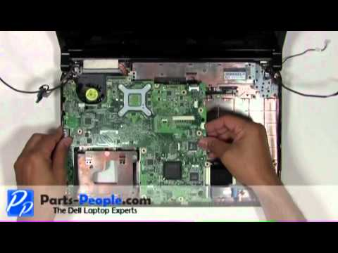 Dell STUDIO 1555 / 1557 / 1558 | Motherboard Replacement | How-To-Tutorial