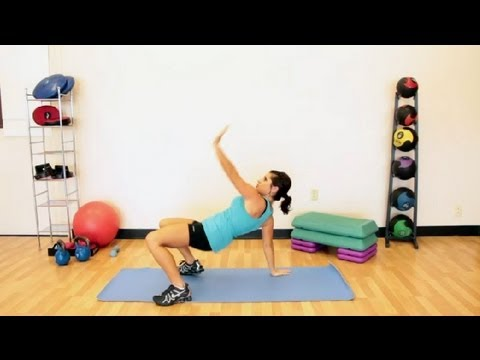 Great Floor Exercises for Building Muscle on Your Thighs : Workout Without Weights