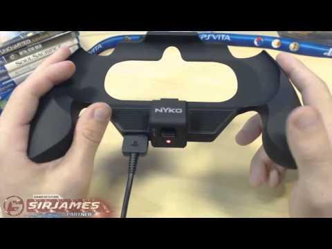 Xxx Mp4 PS VITA Power Grip Review 3gp Sex