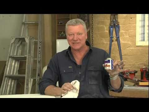 Mitre 10: How to distress furniture with rustic charm
