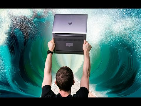 Dell XPS 15 – Best All Around Laptop?