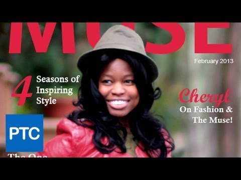 Design A MAGAZINE COVER In Photoshop